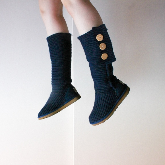 UGG Shoes - Knit Uggs